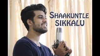 Shaakuntle sikkalu song | Harshit Harsh | Cover song | Naduve antaravirali | Bats Creations |