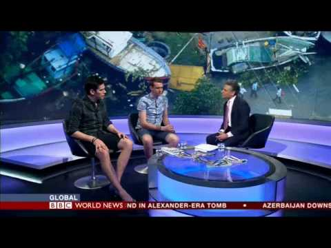 BBC Global interview