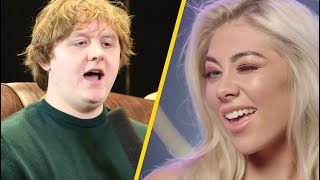 Lewis Capaldi on his ex-girlfriend Paige's appearance on Love Island