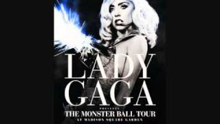 #13 Lady Gaga The Monster Ball HBO Special Audio - So Happy I Could Die