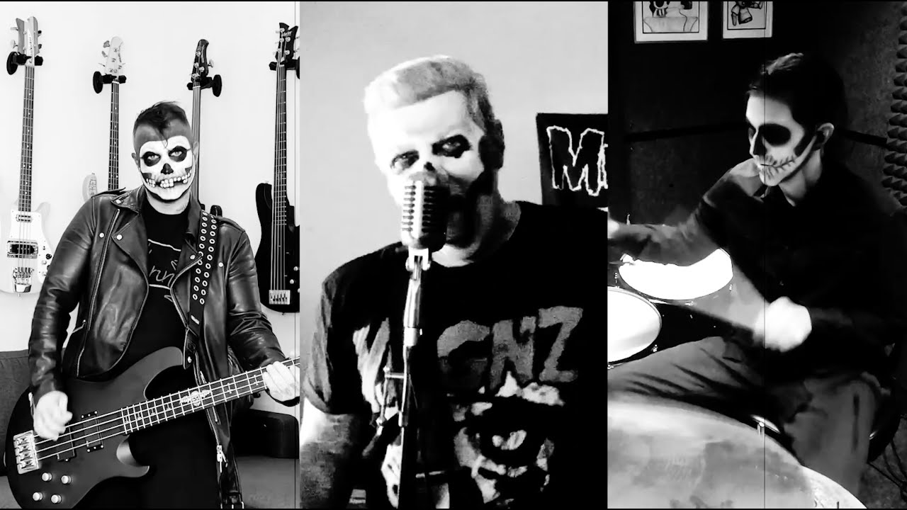 Misfits - Hybrid Moments (Cover)