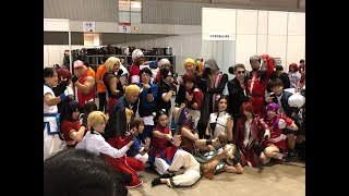 Tokyo Game Show 2018 - Day 3 Cosplay