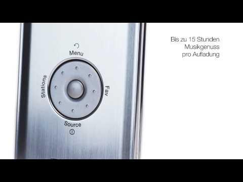 Move 2500: Wiederaufladbares Digital- und UKW-Radio im Westentaschenformat: Deutsche