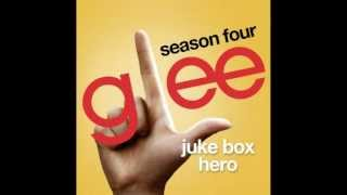 Juke Box Hero - Glee (MP3 DOWNLOAD)