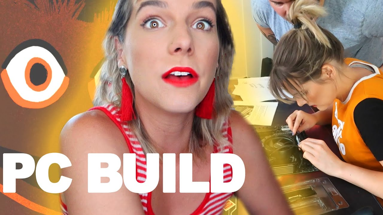 Against all odds, I built my boyfriend's computer | Devin But Better