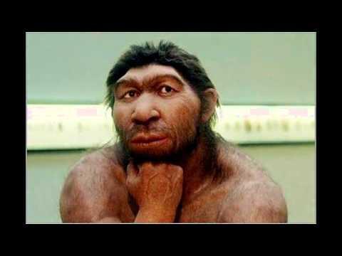 Как выглядит неандерталец