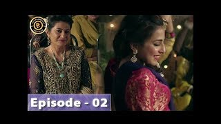 Lashkara Episode 2 - Top Pakistani Drama