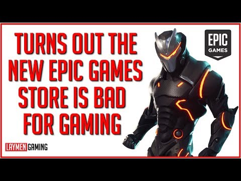 Epic's New Store Is Anti-Consumer, Under-Cooked and Dividing the PC Community