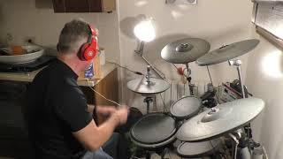 Piero Pelu' - Gigante - Drum cover