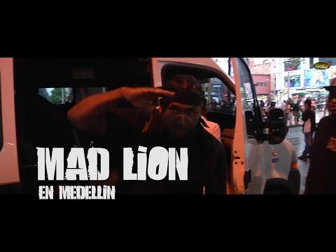 MAD LION en VIVO - Medellin, Colombia. Abril 2016