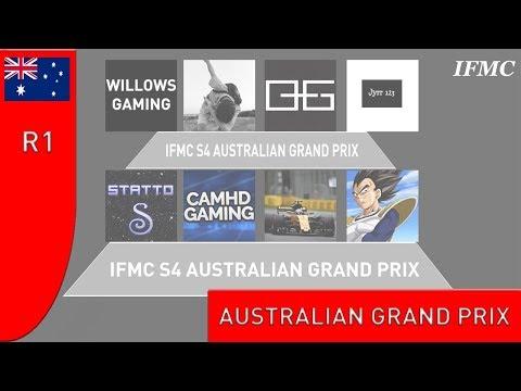 IFMC   Grand Prix 3   S4   R1   Australia   Melbourne (Press Conference)