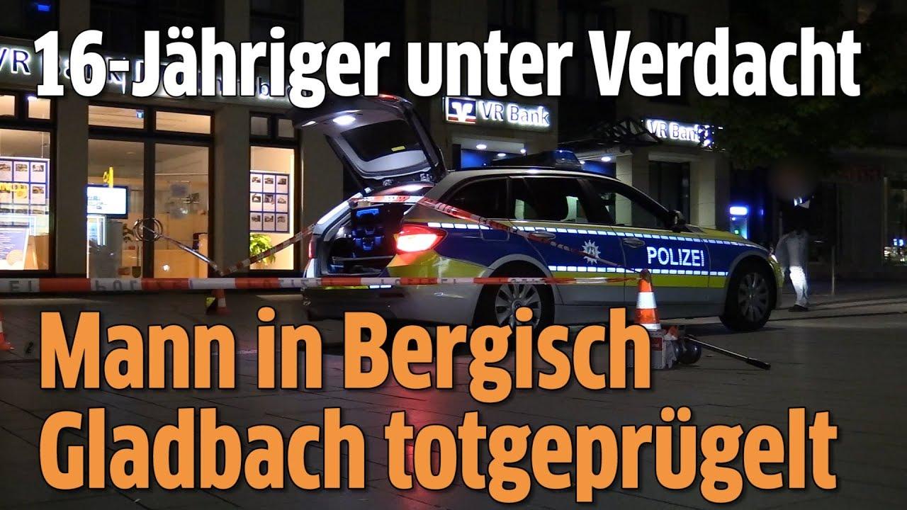 Bergisch Gladbach 40 Jähriger