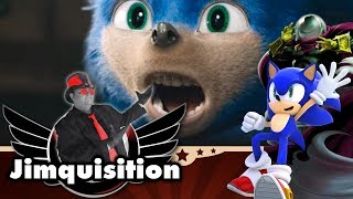 The Artistic Arrogance Of A Horrible Hollywood Hedgehog The Jimquisition