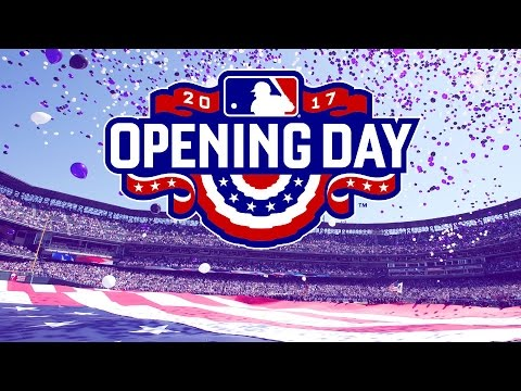 MLB | 2017 Opening Day Highlights