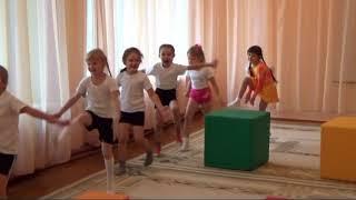 Кроссфит инновационная  здоровьесберегающая технология в детском саду