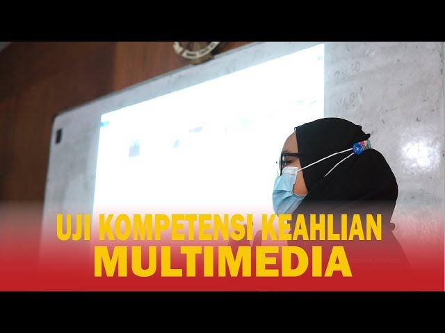 UJI KOMPETENSI KEAHLIAN MULTIMEDIA 2020-2021 SMK NEGERI 8 SURABAYA