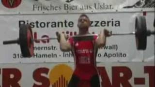 Olympic Weightlifting / Hameln