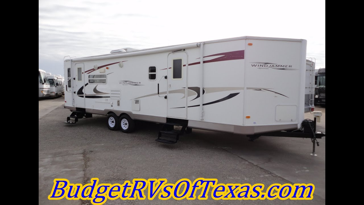 Rockwood Travel Trailer