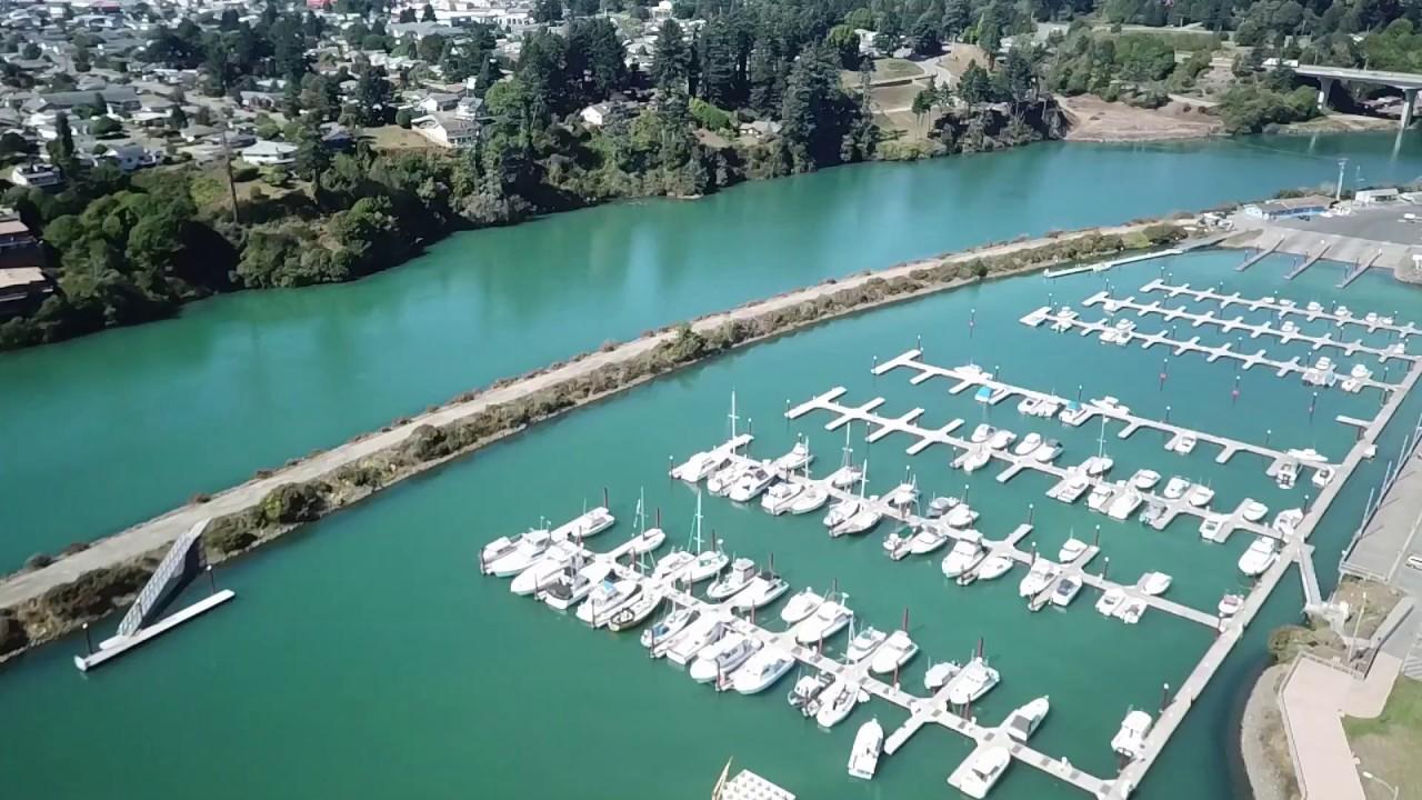Bridgeview RV Park for sale - Brookings Oregon - TERMS!
