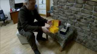 Коробка для патронов 12 калибра обзор и краш-тест