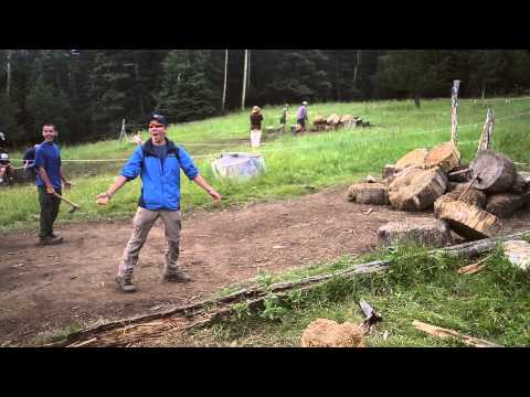 Living History at Philmont