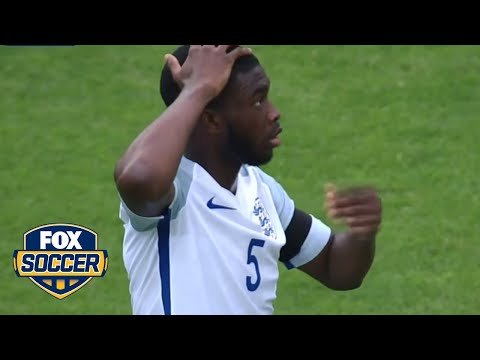 England concede bizarre own goal at U-20 World Cup  | FOX SOCCER