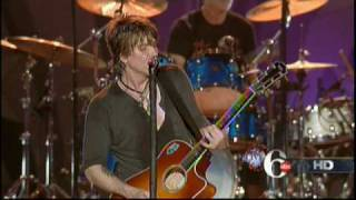 Goo Goo Dolls NEW SONG Iris Philadelphia Live 07/04/2010 2010