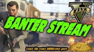 GTA V Banter Stream Come Flip MINICoins - PS4 Only - Road to 250 Subs