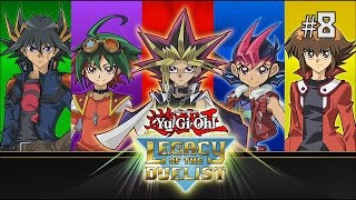Twitch Livestream | Yu-Gi-Oh! Legacy of the Duelist Part 8 [Xbox One]