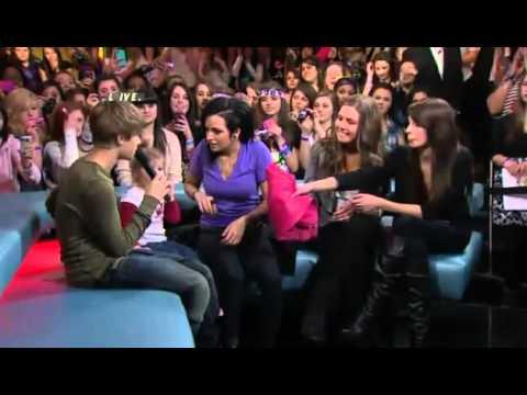 Justin Bieber and Jazmyn Bieber Interview