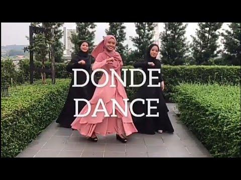 DONDE DANCE CHALLANGE -LIYA MAISARAH