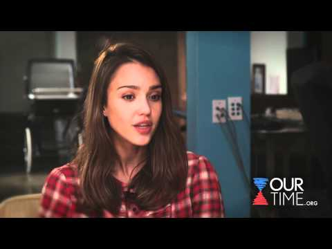 Jessica Alba: One Million Strong for Jobs