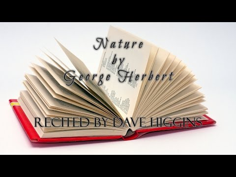 Nature By George Herbert