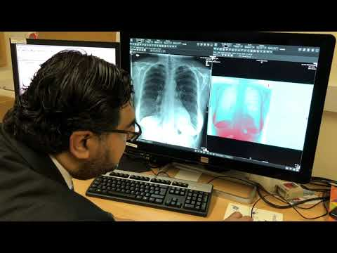 Dr Rizwan Malik, Divisional Medical Director For Diagnostics