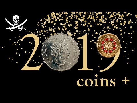 ALL Australian 2019 Coins (PLUS Valuable Errors You May Not Know About And The 2020 Coins So Far)