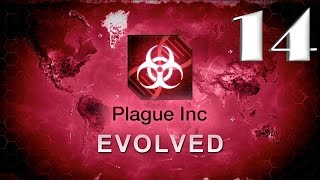 прохождение Plague Inc: Evolved - Червь Neurax - Симулятор