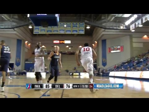 Rodney Carney Turns Back the Clock with the 87ers!