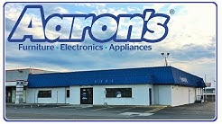Abandoned Aaron's Rent To Own Furniture Electronics Appliances Store