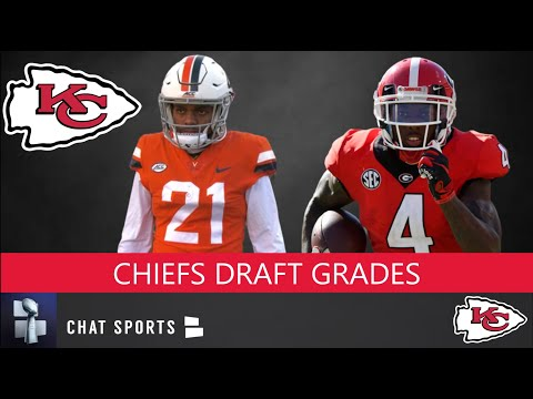 Chiefs Draft Grades: All 7 Rounds From The 2019 NFL Draft Feat. Mecole Hardman & Juan Thornhill