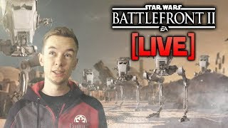 ⚡BATTLEFRONT 2 VEHICLE WEEKEND - AT-STs, AT-STs everywhere....