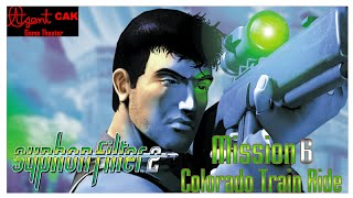 Syphon Filter 2 Mission #6 Colorado Train Ride