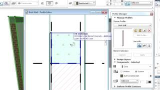 Строительные Материалы в Менеджере Профилей