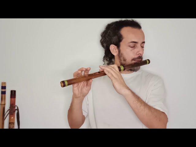 Flauta Al-Bahr F