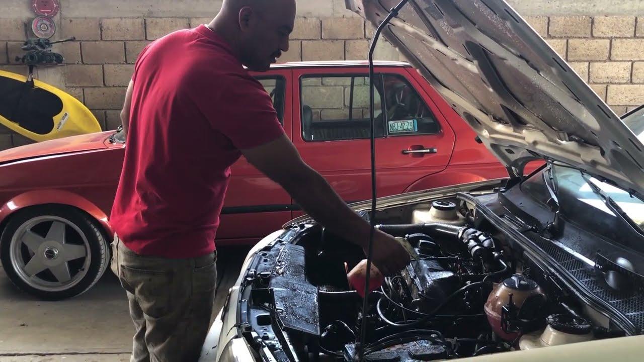Cómo lavo motores fuel injection
