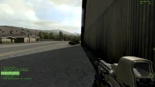 ArmA 2 : Operation Arrowhead - PC Gameplay *Maximum Settings*