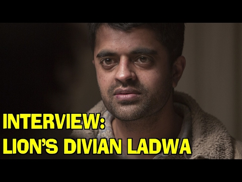 Interview with DIVIAN LADWA from the movie LION