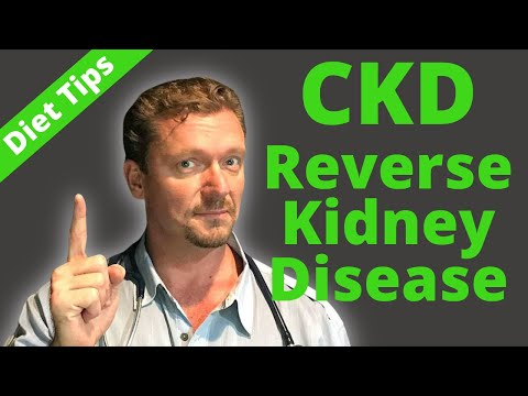 Is CKD (Chronic Kidney Disease) Reversible with Diet?