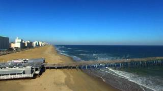 Va beach flyover with phantom 3 drone part 1