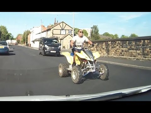 Bad driving compilation in Leeds #4