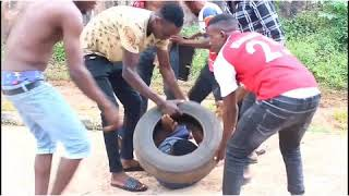 How Different People Treat Thieves In Nigeria (LaughPillsComedy)
